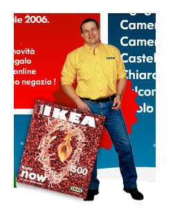 The Ikea man
