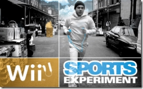 wii sports experiment