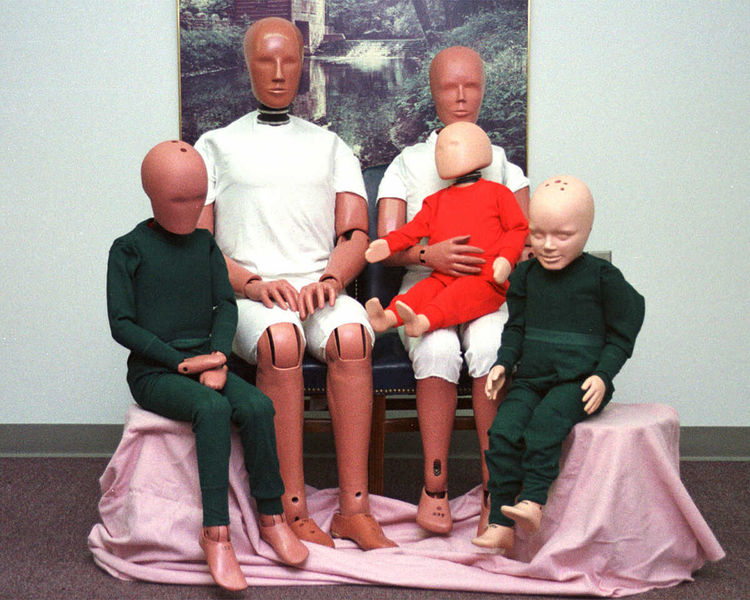 crash test video dummies